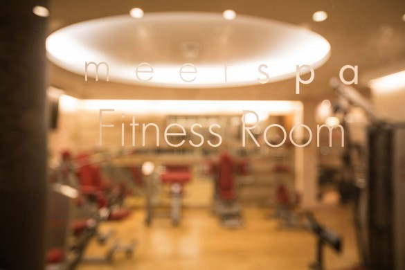 Hotel Am Meer Spa Fitness Room